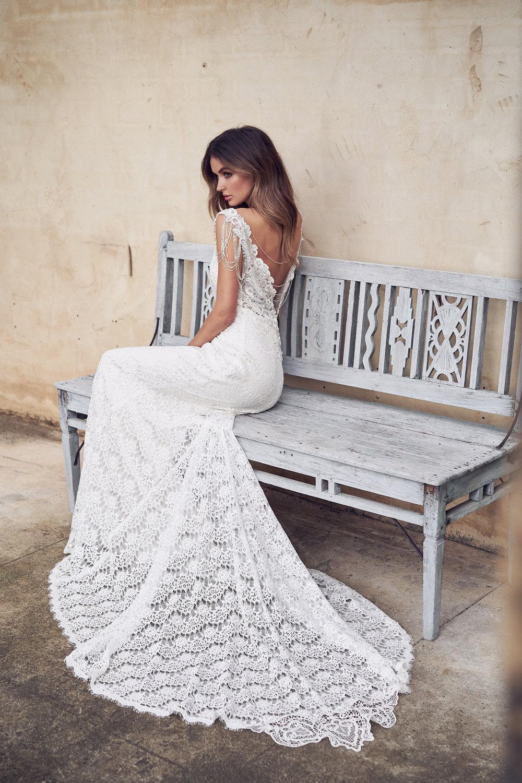 Anna Campbell Bridal | Wanderlust Collection | Saasha Dress | orders@annacampbell.com.au