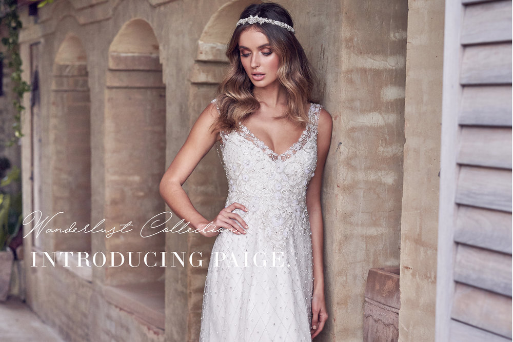 Bridal Gowns - Vintage Inspired Wedding Dresses - Shop Online 108b0722c587