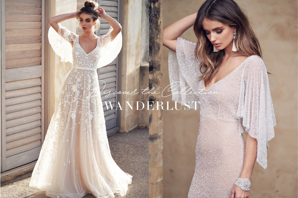 Antique Inspired Wedding Dresses
