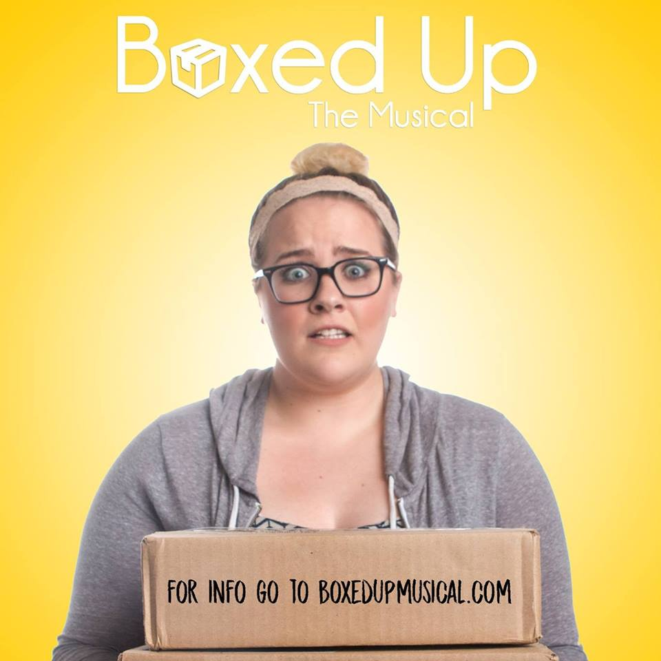 - Boxed Up is an original musical theatre project developed by David Taylor (composer), Wesley Gomes (producer), and Joelle Robertson (producer). As residents of the Warehouse Artist Lofts (WAL) David and Wesley had a desire to bring musical theatre to WAL's monthly FiRSt Friday event. Recruiting fellow theatre professional Joelle, and a team of writers, the creative team conspired to put together an immersive episodic musical theatre experience. Boxed Up is a romantic comedy broken up into 6 episodes. Each episode was performed 5 times during each FiRSt Friday event, culminating at the Boxed Up Binge at Capital Stage.