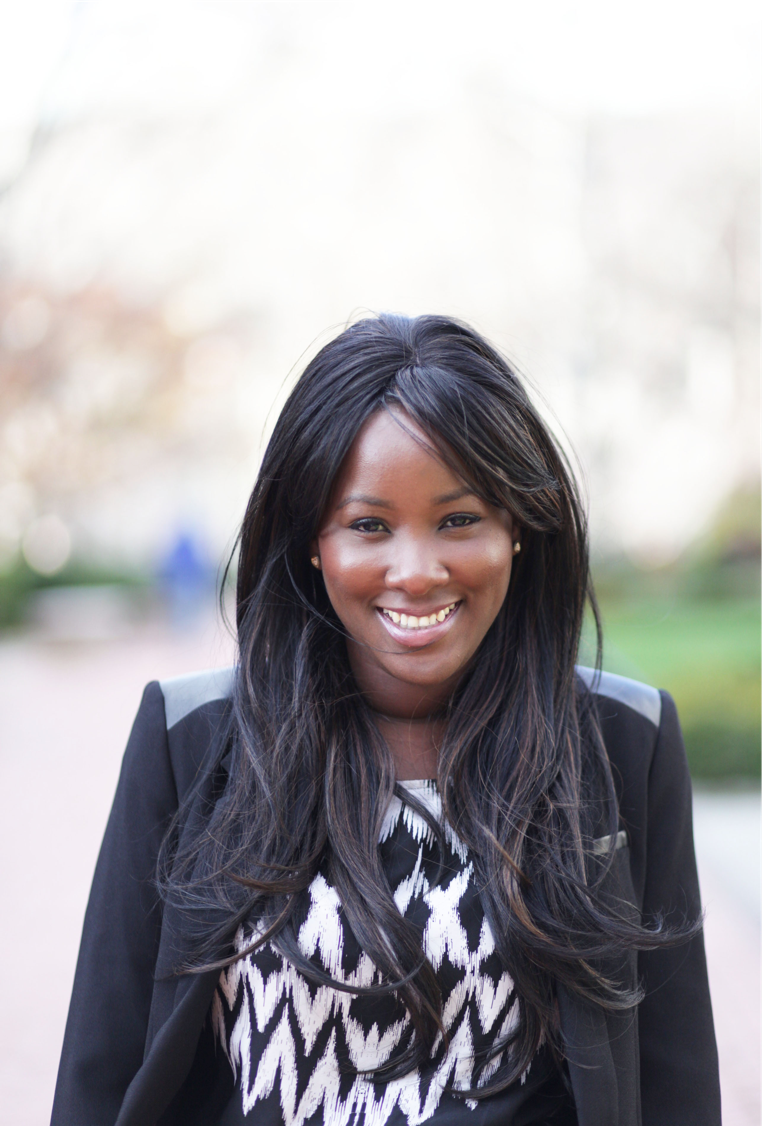 Michelle Yeboah, CBS '18   VP Marketing
