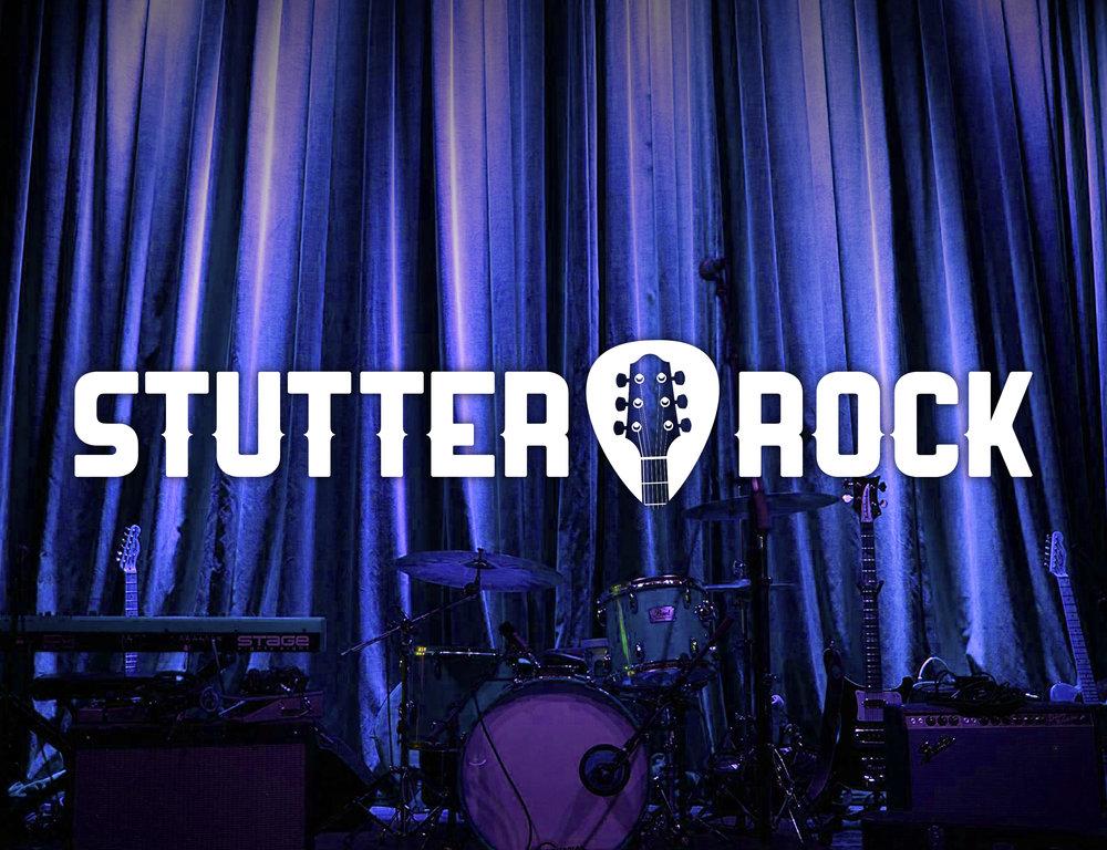 Stutter Rock, Event Branding