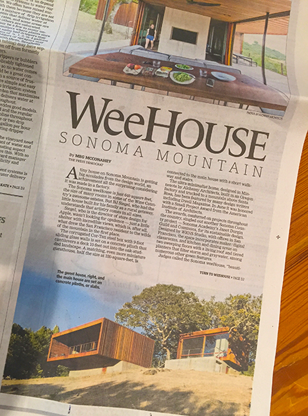 WeeHouse Press Democrat article photo.jpg