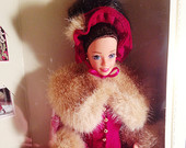 Victorian Elegance Barbie - 1994 - Mattel, Special Edition, 1st in Series for Hallmark.- NEW - Never Removed From Box
