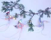 Christmas tree decoration Pinwheels Ornament Set Christmas Tree Ornaments