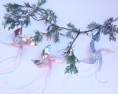 Christmas tree decoration Pinwheels Ornament Set Christmas Tree Ornaments