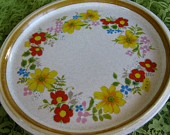 Mikasa Stonemanor Wild Meadow  Discontinued Dinner  Plate ONE Great