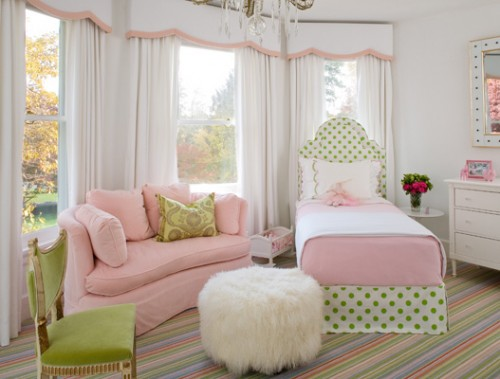 toddler-girl-room-pink-and-green
