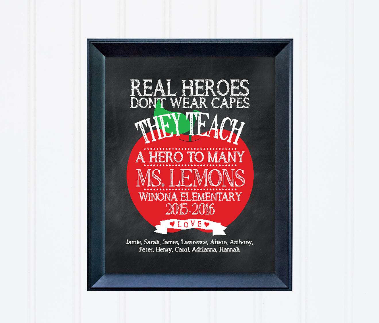 Real heroes 4