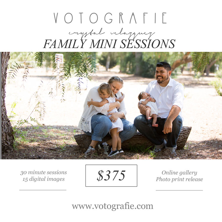 as a huge thank you, you will also have the option to order Custom Holiday Cards at 50% off through Votografie