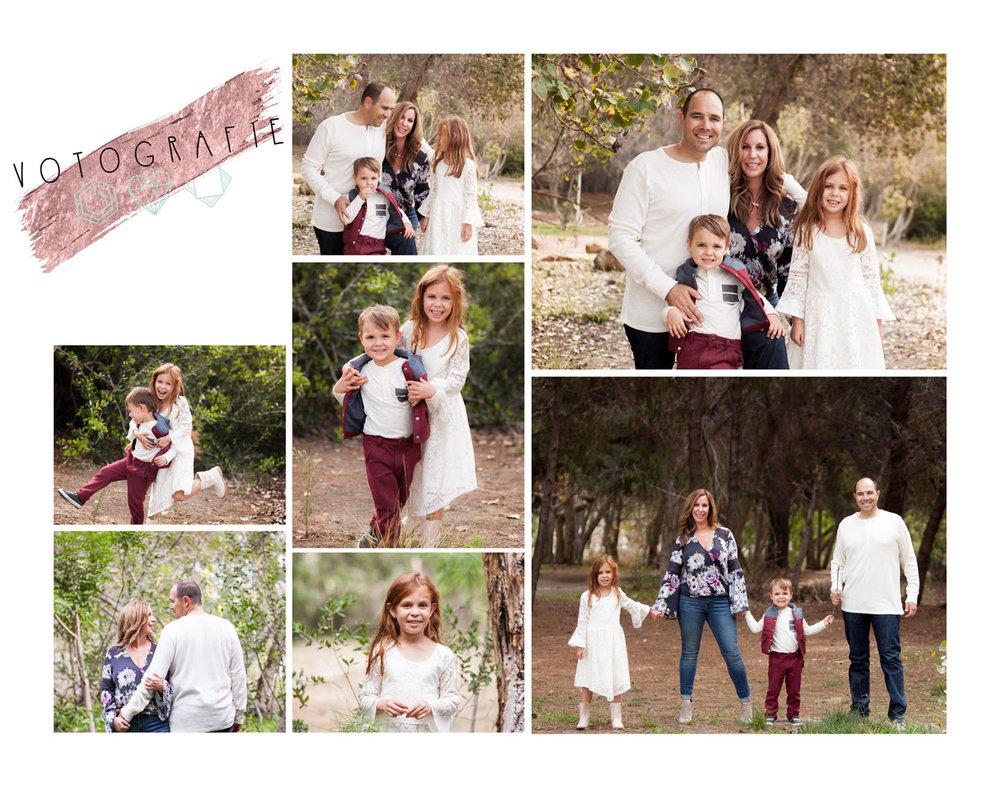 Family Portrait Sample