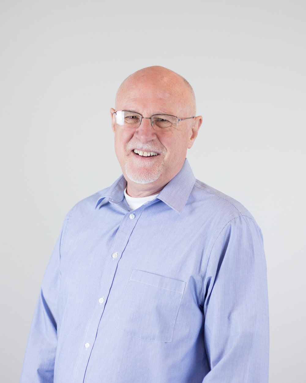 JERRY MCCONNELL, Senior Adults Pastor