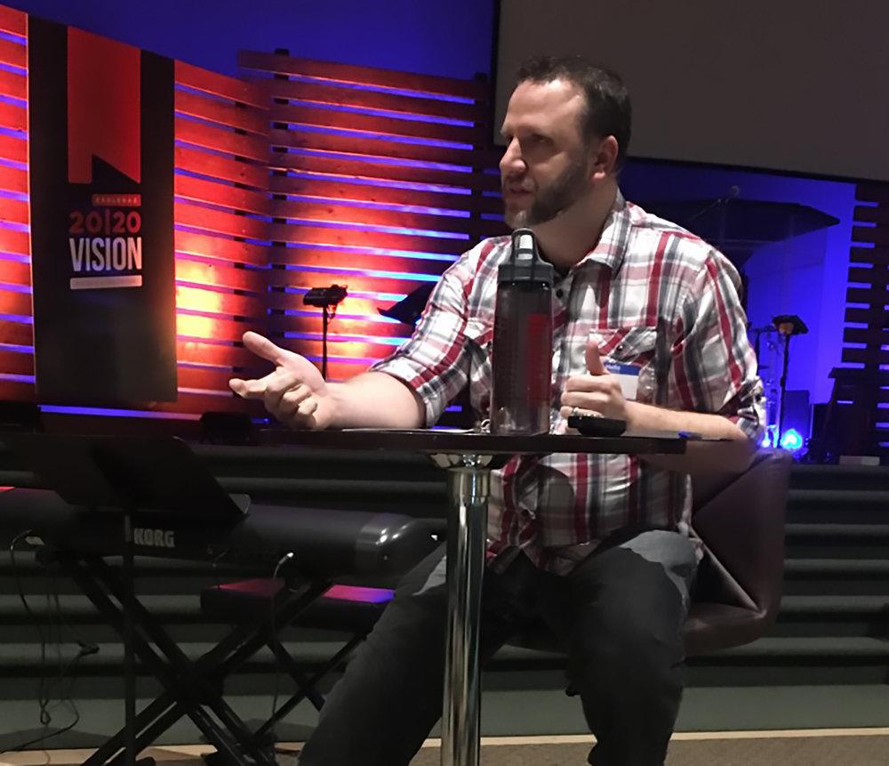 John Shaul - Tech Director