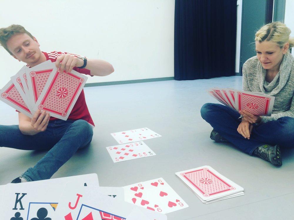 Rehearsal Shenanigans | Kara Sevda Edinburgh Fringe 2016