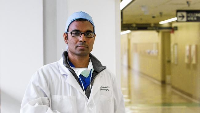 When Breath Becomes Air author, Dr. Paul Kalanithi