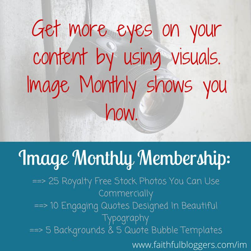 Image Monthly Membership-