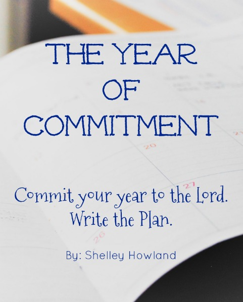 The Year of Commitment