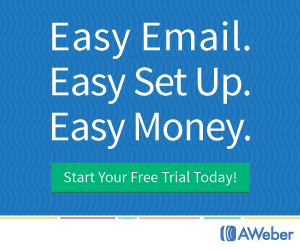 AWeber - Aweber is also an excellent email service. It is the service we used before we moved to Squarespace and would consider Aweber again.