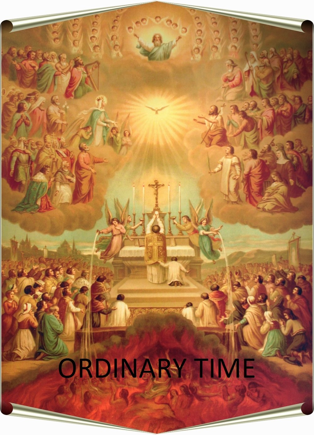 catholic essays purgatory The spurious arguments against purgatory by kevin tierney one of the most controversial doctrines of the catholic faith is the one we are set out to discuss right now, purgatory.