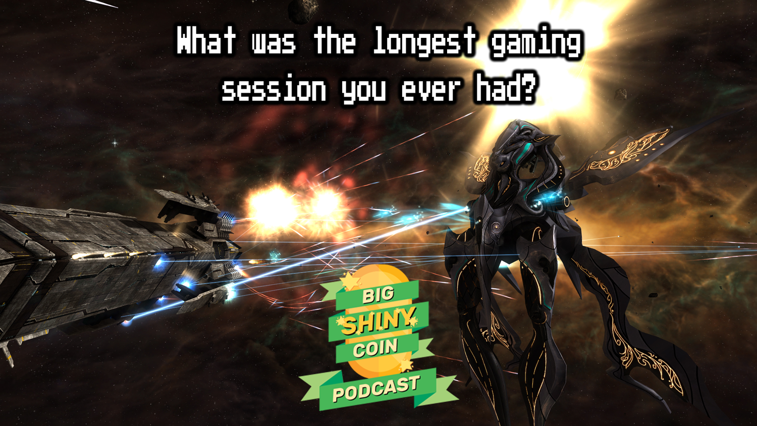 What was the Longest Gaming Session You Ever Had? What Kept