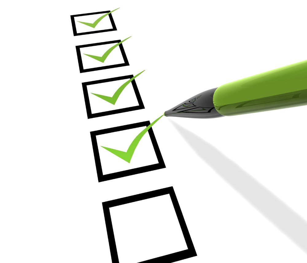 Not sure Where to start? - Use our easy facility solutions checklist to see if you are ready to move forward right now.