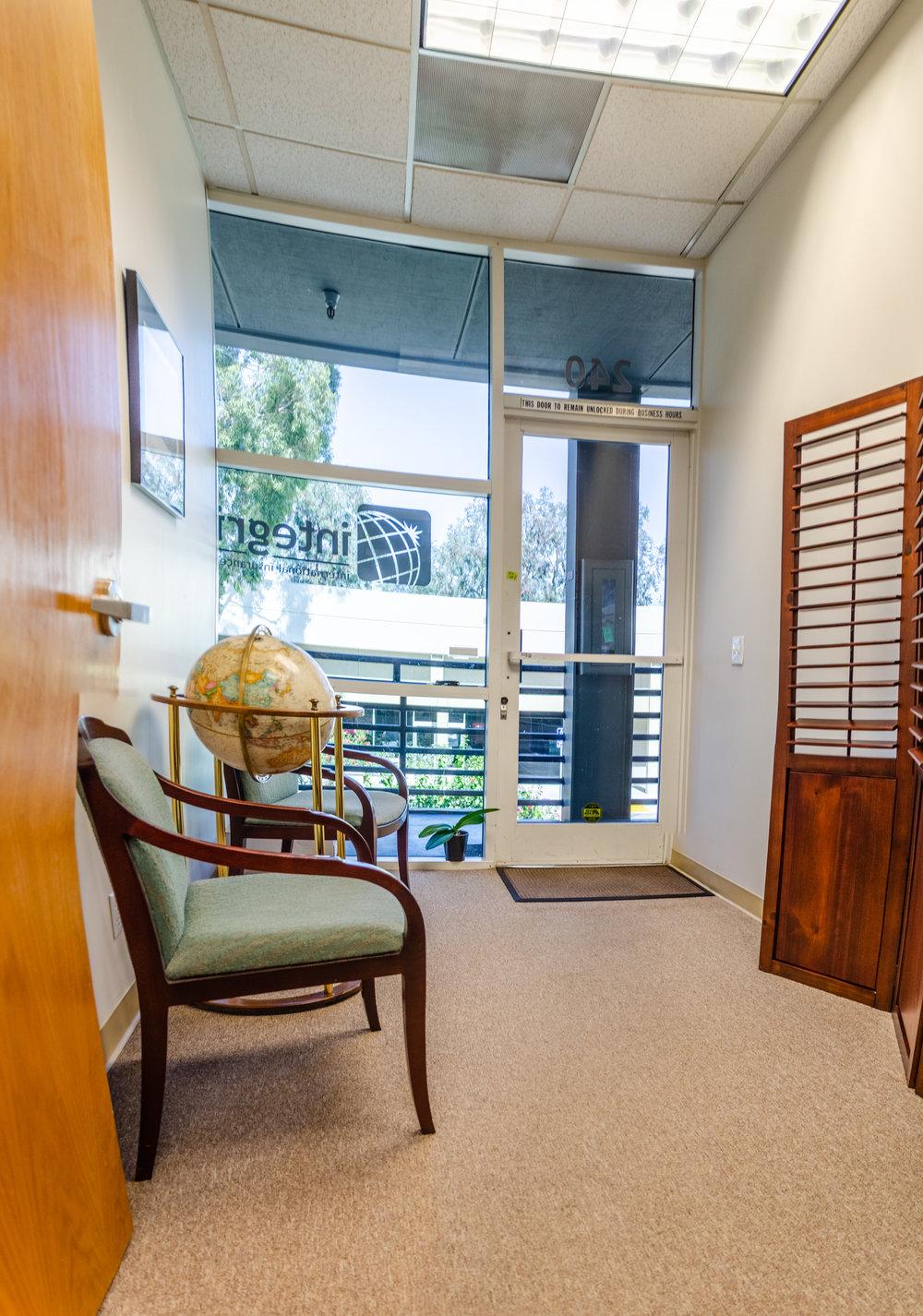 Exclusive Lobby & Reception Area