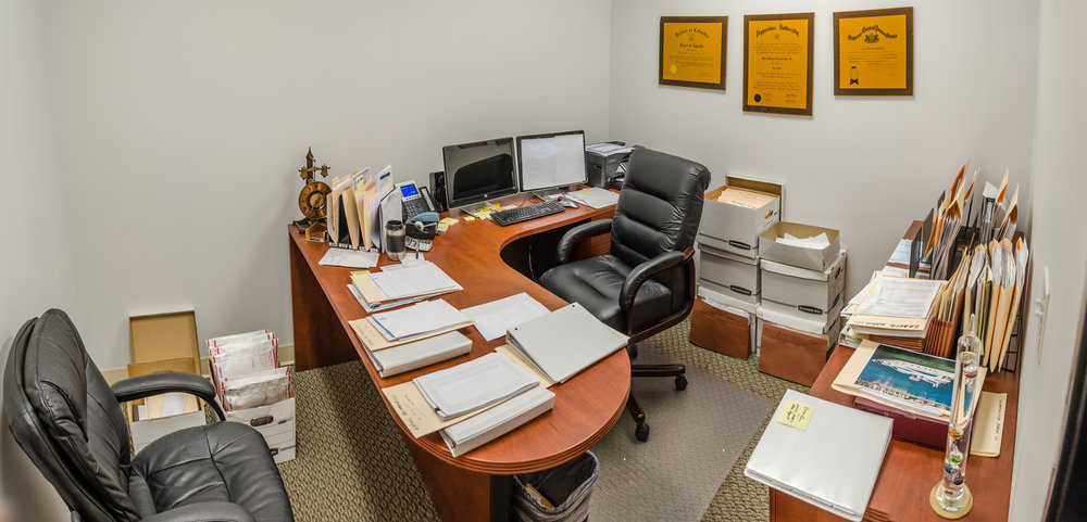 Private Office #2 Panoramic (Click To View)