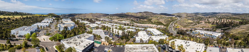 Surrounding Real Estate Panoramic (Click To View)