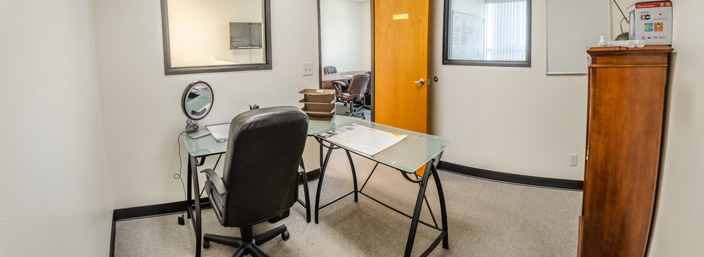 Private Office #3 Panoramic (Click To View)
