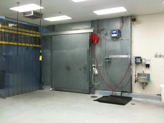 Industrial Cooler Door