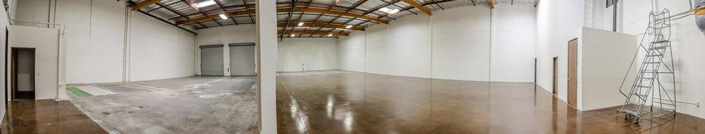 Spacious Warehouse Panoramic (Click To View)
