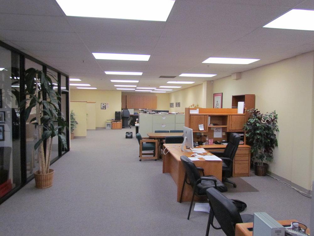 Big Open Office Area