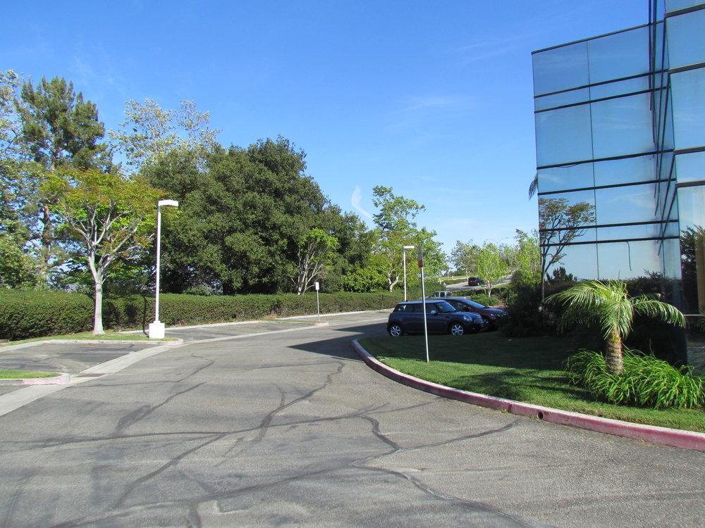 Big Parking Area