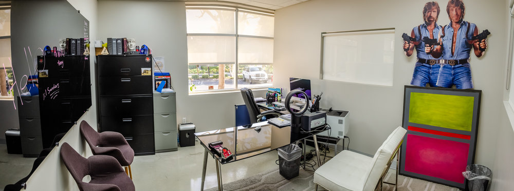 Bright Private Office Space