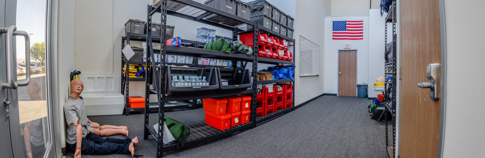 Rack-Ready Warehouse (Click To View)