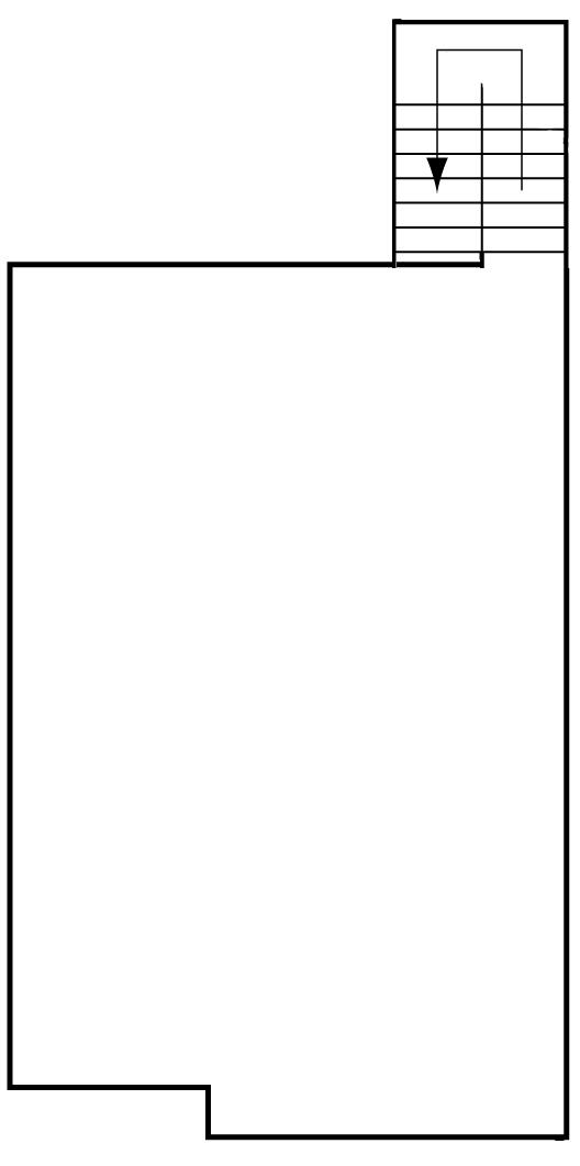 Second Floor - Floor Plan (Click To View)
