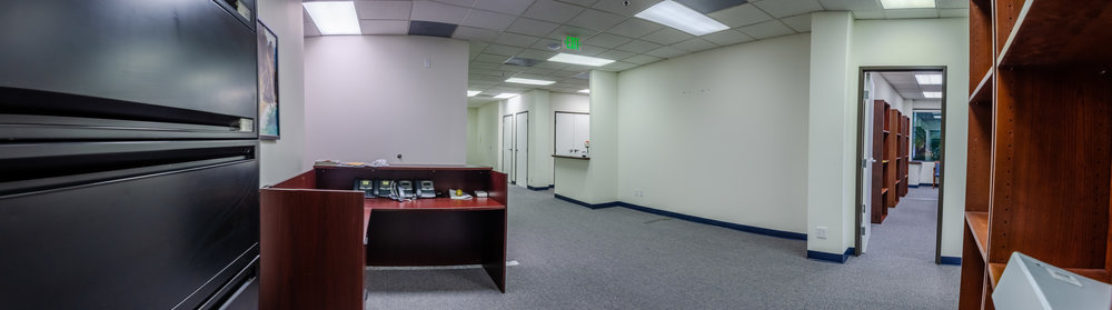 Open Area & Reception  (Click To View)