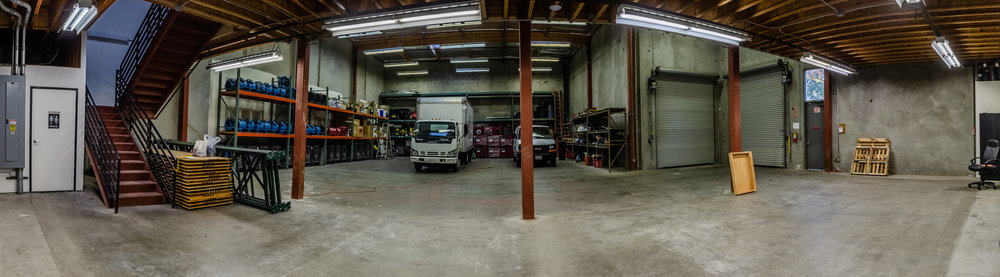 High-Clearance Warehouse (Click To View)