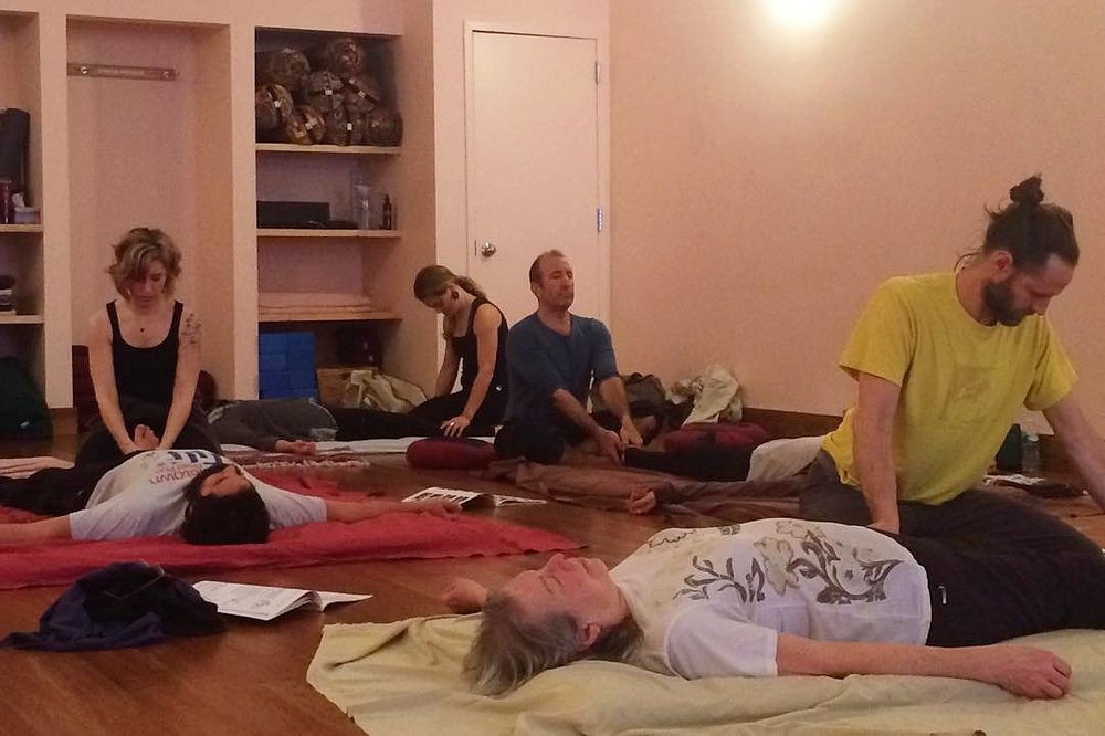 Thai Yoga Massage Teacher Training Hudson Valley New Paltz NY 2017
