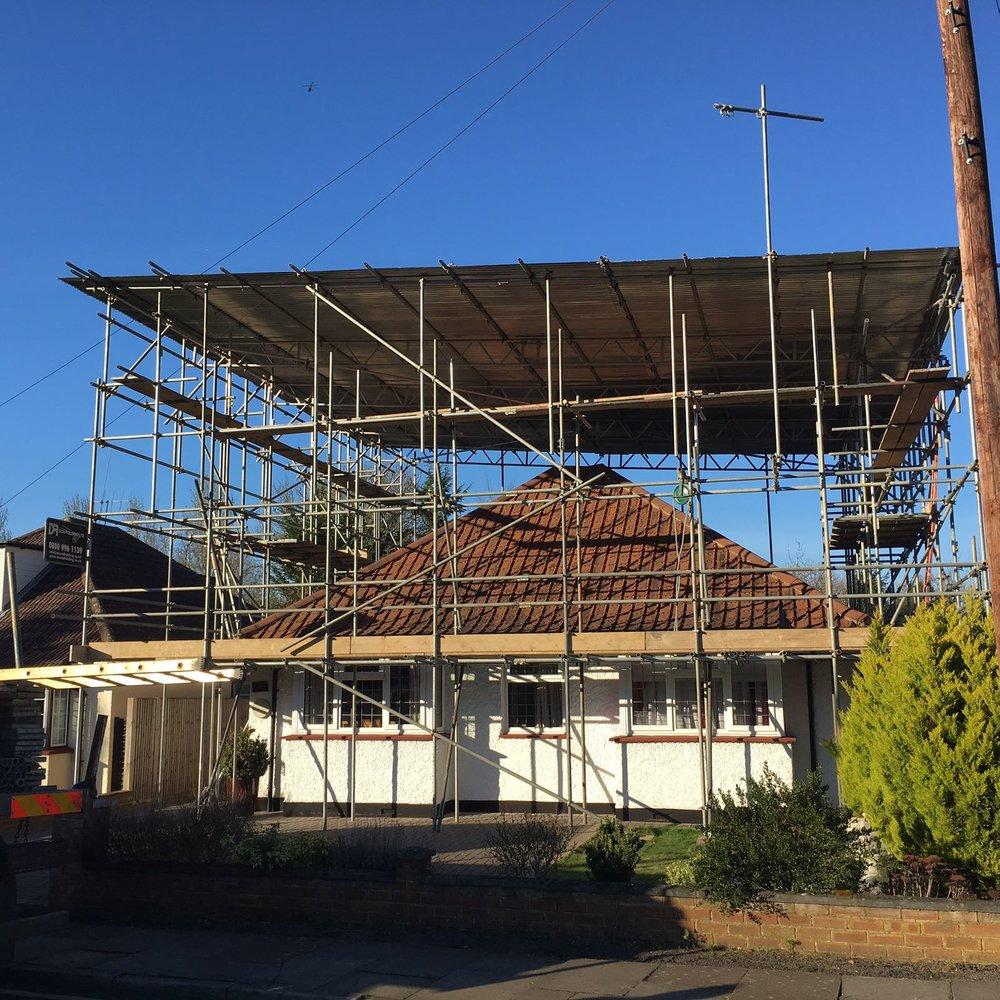 london scaffolding companies