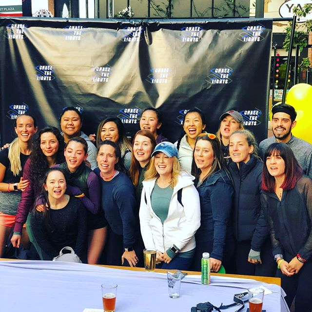 Did you join us last month for the Global Running Day event with @lululemonsf?!? . Whether you did or didn't now's your chance to register and get and extra $5 off if you use the code 'Global'! 🌎 🏃‍♀️ 🏃 . This only lasts until Friday, July 13th so sign up now 😬 . . . #chasethelightssf #lululemonsf #thesweatlifesf #runsignup #promocode #globalrunningday