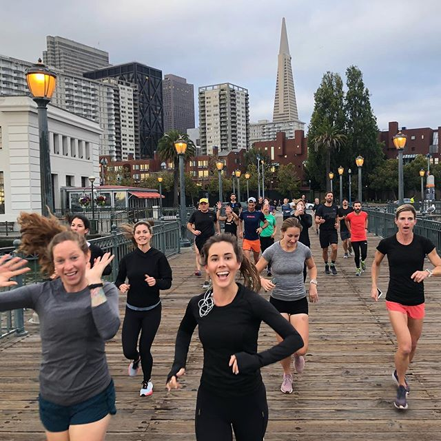 How happy are you that our next race is all happening on Saturday? . There are still spots open so register now! . . . #chasethelightssf #run #running #sanfrancisco #armup #revisionathletics #barrelheadbrewhouse #studiomix #runsignup