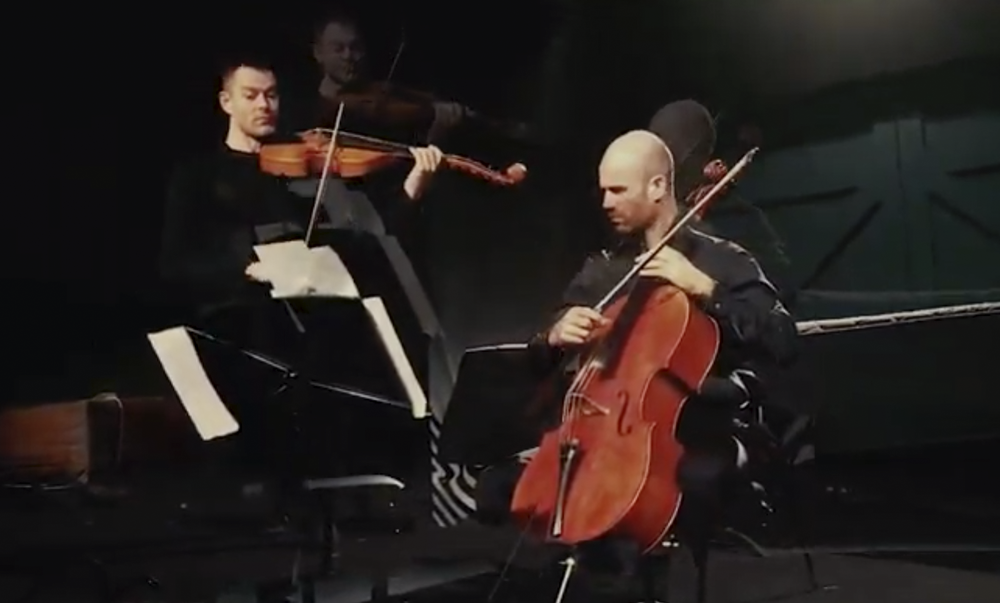 Ignis | Duet for Viola d'Amore & Violoncello  Video by Mary Finsterer | Edited by Dean Golja