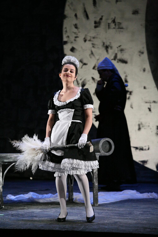 IL MONDO DELLA LUNA, Lisetta, Teatro Bonci, Cesena