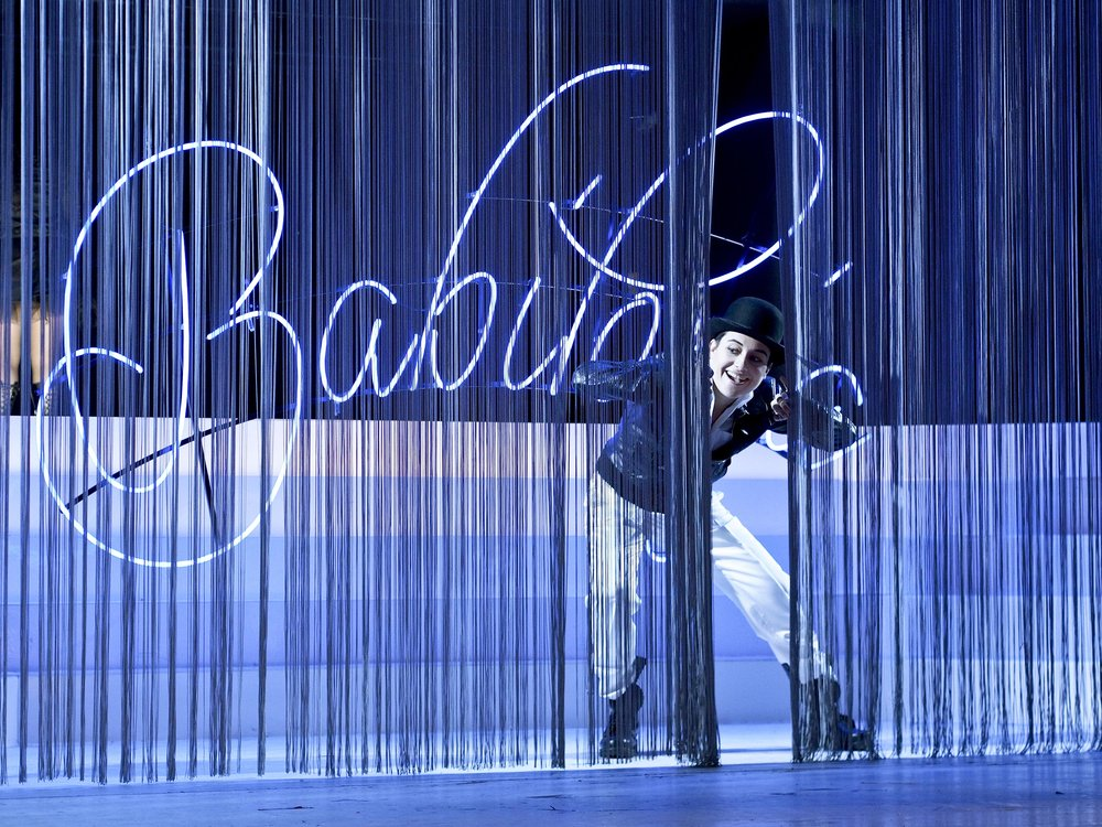 SEMIRAMIDE RICONOSCIUTA, Sibari, Theater an der Wien - Kammeroper, Vienna  Credits: Armin Bardel
