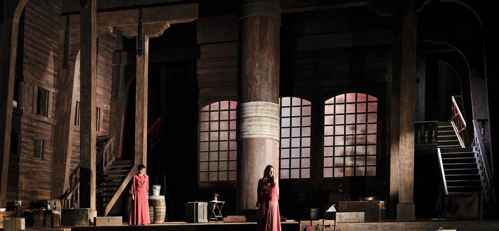 OTELLO, Emilia, Teatro San Carlo, Napoli  Credits: Luciano Romano