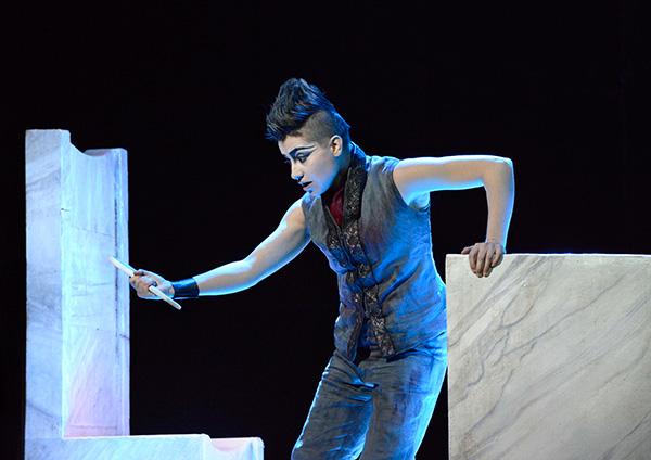 LA CLEMENZA DI TITO, Sesto, Theater an der Wien - Kammeroper, Vienna  Credits: Barbara Zeininger