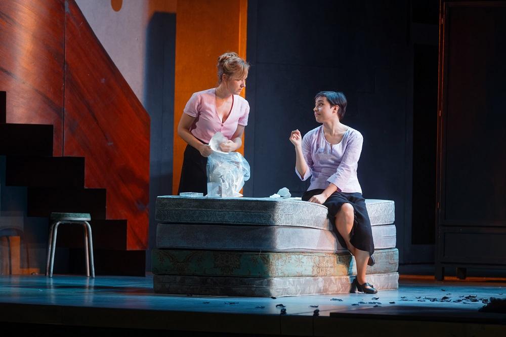 BÉATRICE ET BÉNÉDICT, Ursule, Théâtre du Capitole,Toulouse  Credits: Patrice Nin