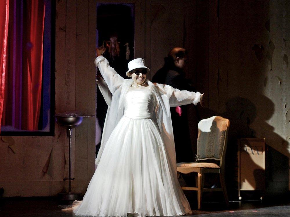 CENERENTOLA, Angelina, Theater an der Wien - Kammeroper, Vienna  Cerdits: Armin Bardel