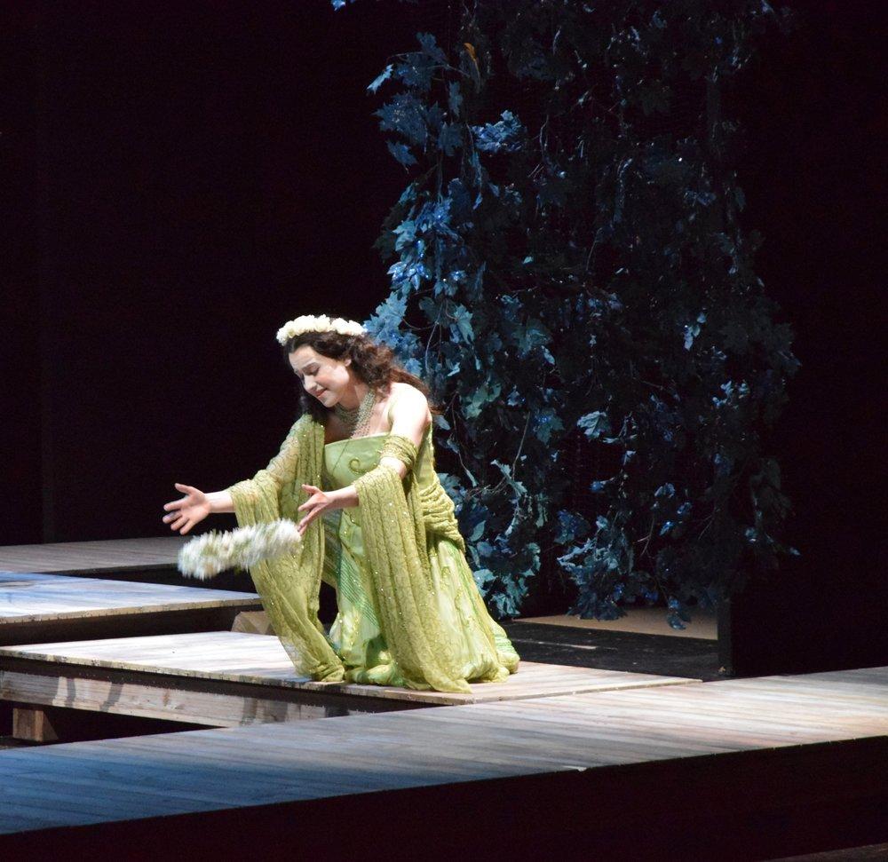 ORFEO, Ninfa, Teatro Ponchielli, Cremona  Credits: Dario Tondelli